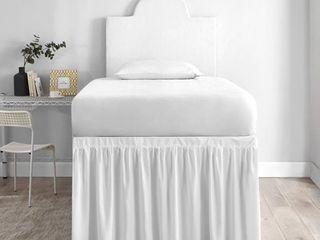 Twin Xl 30  Drop 3 Panel Bed Skirt