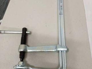BESSEY Sliding Arm Bar Clamp 8 In 4 Deep GS20K