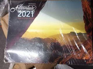 one box of 20 21 Wellness Adventure calendars