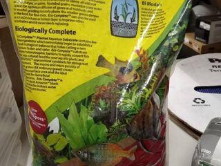 CaribSea Eco Complete 20 Pound Planted Aquarium  Black