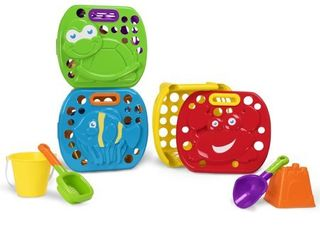 Play Day Crab  Fish or Turtle Beach Basket   Styles May Vary