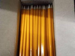 Amazonbasics Presharpened Wood Cased 2 Hb Pencils  100 Pack