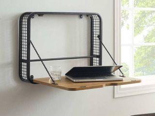 Carbon loft 24 inch Wall Mount Drop Down lap Top Desk Retail 148 49