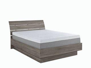 Slumber Solutions 14 inch Gel Memory Foam Choose Your Comfort Mattress   White QUEEN Retail 525 49