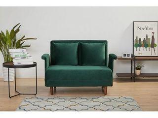 Artdeco Home Boston Convertible Chair Retail 395 49