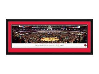 Blakeway Panoramas louisville Basketball Framed Print Retail 149 99