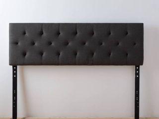 Brookside Emmie Adjustable Upholstered Headboard Retail 146 99