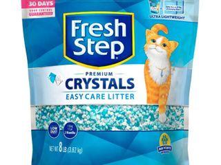 Fresh Step Crystals