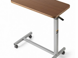 Auto Touch Overbed Table  1 Unit