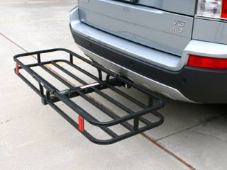 Maxxtow Towing Products 70107 53  x 19 1 2  Compact Cargo Carrier   500 lbs  Capacity