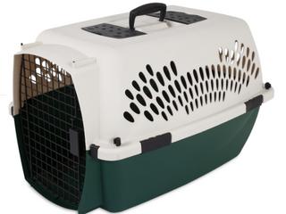Ruffmaxx Plastic Kennel Small