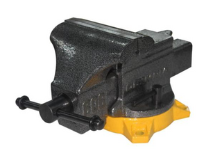 Base is broken   Olympia Tools 6in Bench Vise
