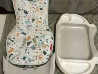 Fisher Price High Chair Set