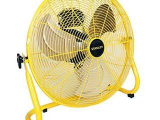 STANlEY 20 In  High Velocity Fan Metal Fan