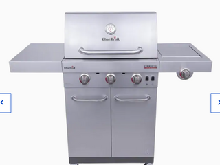Charbroil Commercial Tru Infrared 3 Burner Infrared Gas Grill