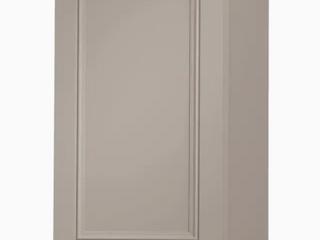Diamond Now Wintucket 18 Inch Wall Cabinet  18x12x30 Inch  Grey