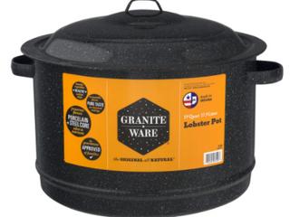Granite Ware Cooking Pot