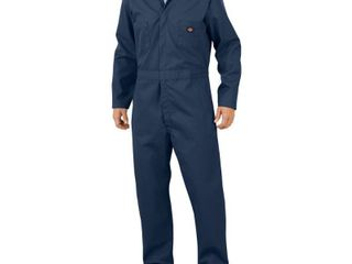 Dickies 48611DN l TAll large Tall Dark Navy Basic Coverall