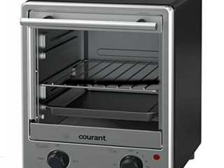 Courant TO 1236 Toastower 4 Slice Toaster Oven