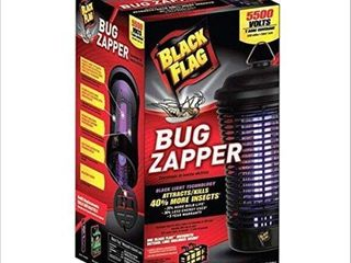 Black Flag Insect Killer  Electronic Pest Control