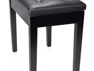 Rockjam Premium Adjustable Padded Keyboard Bench Piano Stool