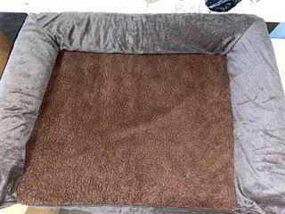Brown Medium Pet Bed   Brown