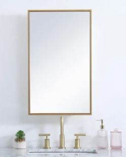 lulu Mirror medicine cabinet Retail 149 49