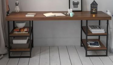 SavaHome Bard Study Desk  Retail 178 49
