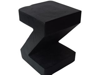Max Outdoor light Weight Concrete Side Table by Christopher Knight Home  Retail 82 49