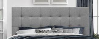 Harry Upholstered Platform Bed  Retail 209 99