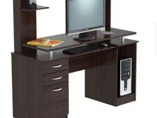 Porch   Den Reynes Computer Desk and Hutch  Retail 269 99