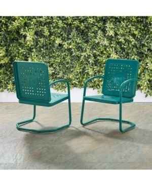 Bates Chair In Turquoise  Set Of Two  Retail 151 99