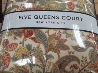 Gracewood Hollow Kleeman 4 piece Jacobean Comforter Set  Retail 269 49