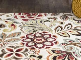 Alise Rugs Decora Contemporary Abstract Runner Rug  Retail 267 49