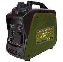 Sportsman Gasoline 1000 Surge Watt Portable Inverter Generator   Green
