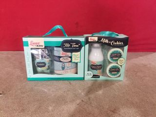 2 lUXE BY MR  BUBBlE GIFT SETS