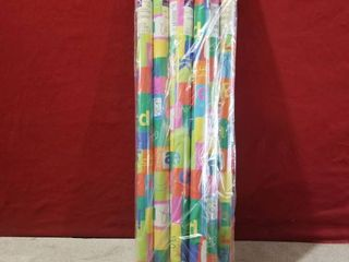 8 ROllS OF GIFT WRAP