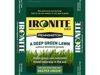 Ironite Mineral Supplement by Pennington 1 0 1 Soil Treatment  15 lbs