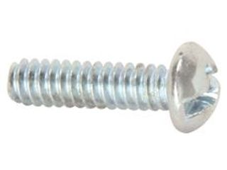 4 boxes of COMBINATION ROUND MACHINE SCREWS 8 32 TPI X 1 1 4 IN  100 PER PACK
