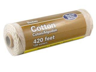 14 rolls of COTTON TWINE  NATURAl  MEDIUM  420 FT