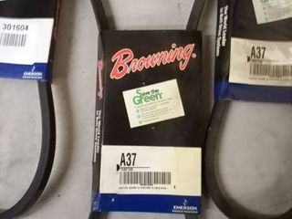 10 Browning a37 belts