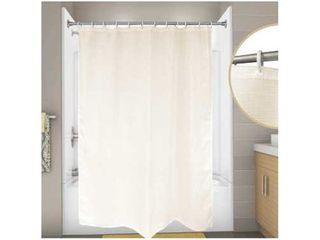 6 Premier Faucet Premier Waffle Cotton Shower Curtain