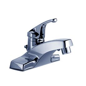 2 faucets American Standard 2175 205 002 Colony Single Control lavatory Faucet with Pop Up Hole and Rod  Chrome