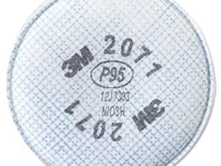 8 packages of 3M Particulate Filter 2071 Pack of 1  2 filters