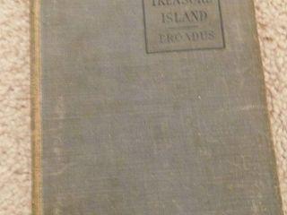 1st Edition   Treasure Island