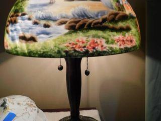 Thomas Kincaid Table lamp