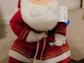 Hallmark Animated Santa