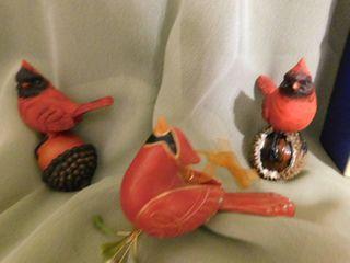 Hallmark Cardinal Ornament   1st in the Series