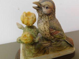 lefton Figurine   Vesper Sparrow