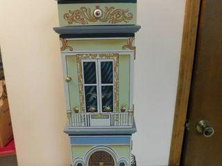 Unique Cottage Storage Cabinet
